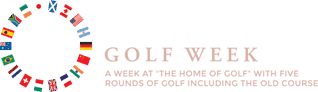 St Andrews Golf Week Logo