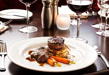 St Andrews Golf Week - Dining & Restaurants
