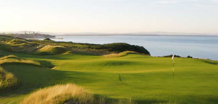 The Castle Course, St Andrews