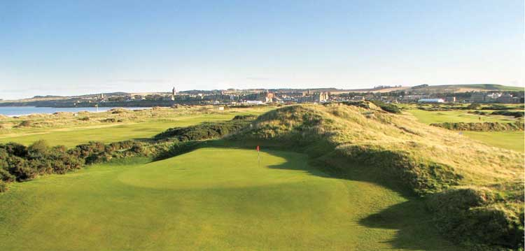 The Jubilee Course, St Andrews