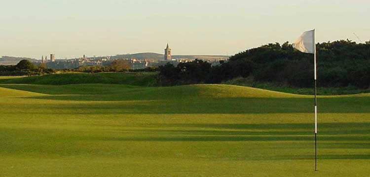 The New Course, St Andrews