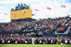 Packages to The 149th Open at Royal St George's in 2020